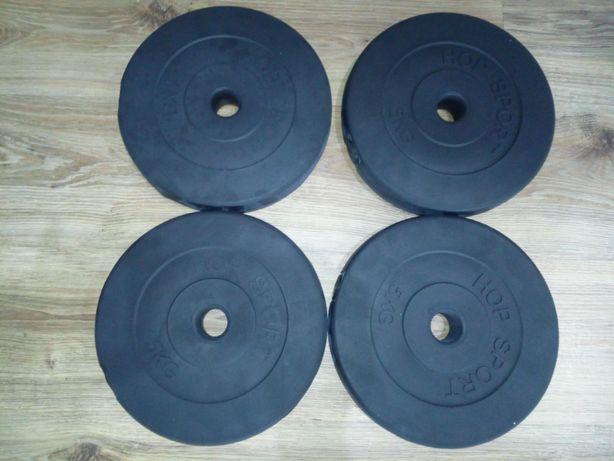 Obciążenie  na siłownie nowe 20kg