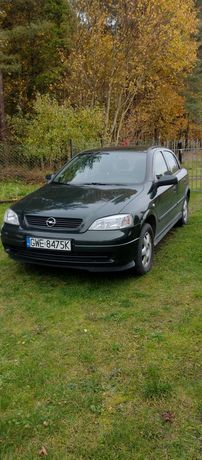 Opel Astra G benzyna