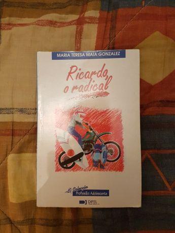 Livro Ricardo o radical