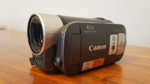 Kamera Canon Legria FS46 na kartę SD