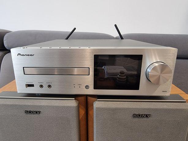 Pionieer XC-HM82 + glośniki Sony SS-NX1 gratis