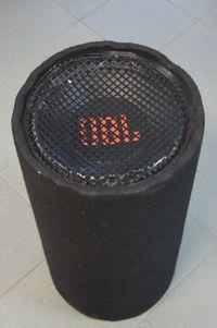 Skrzynia basowa tuba JBL CS1200T Lombard Tarnów