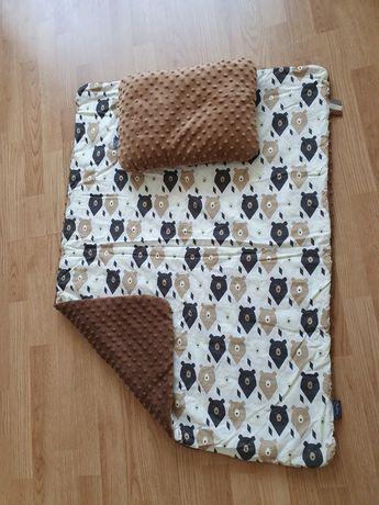 Amaloo zestaw kołdra poduszka i motylek