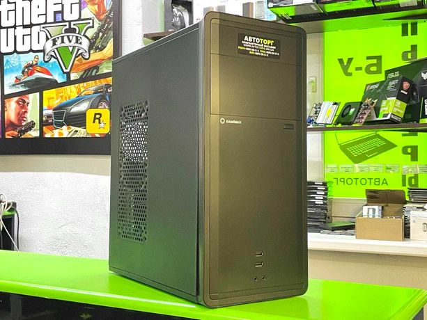 Компьютер Для Всех Рабочих Задач! Core i3-2100 / 4 RAM / SSD 120Gb