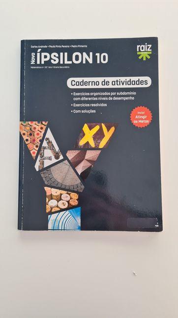 10° ano Matemática - caderno de atividades