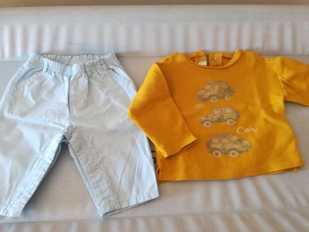 Conjunto roupa menino Mayoral