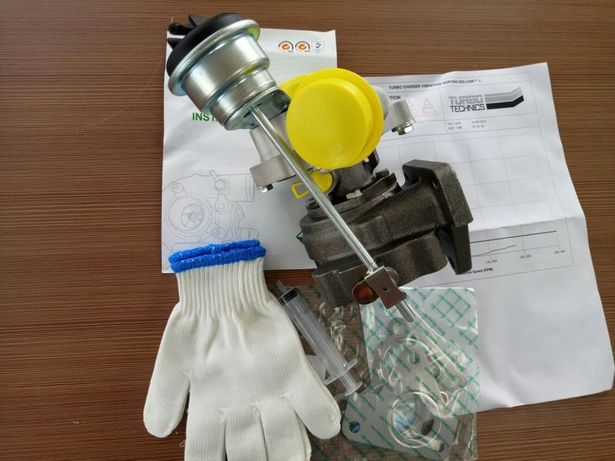 Новая турбина Renault Kangoo/Megane II/Scénic II/Clio II, 1.5 dCi, K9K