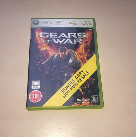 Gra Gears of War na Xbox 360