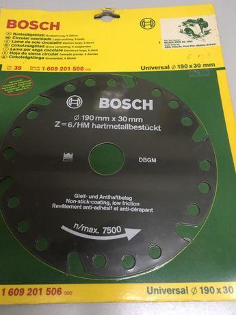 Lamina de serra circular Bosch universal
