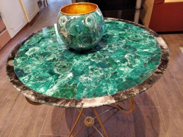 Продам вазы и столешницы ручной работы из керамостекла