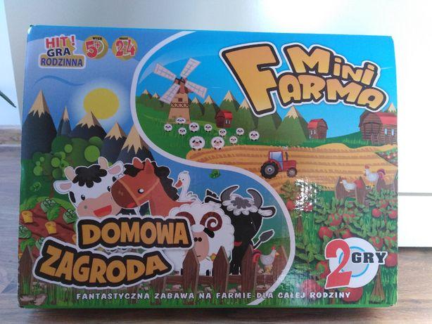 Gra planszowa Mini Farma +5