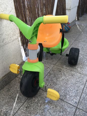 rowerek smoby trójkołowy, stan bdb