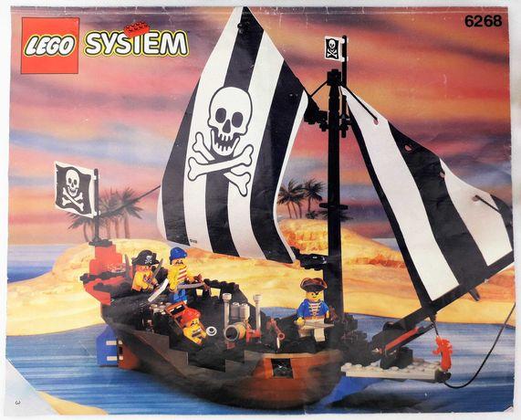 Lego System Piraci 6268 Renegade Runner