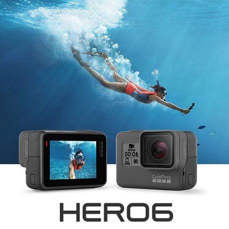Экшен-Камера. GoPro + Самый ПОЛНЫЙ комплект. Снимает под водой