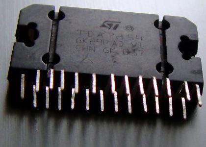 Усилитель мощности Hi-Fi, 4X47Вт. TDA7854