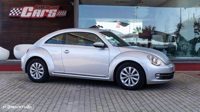 VW New Beetle 1.6 TDi Design