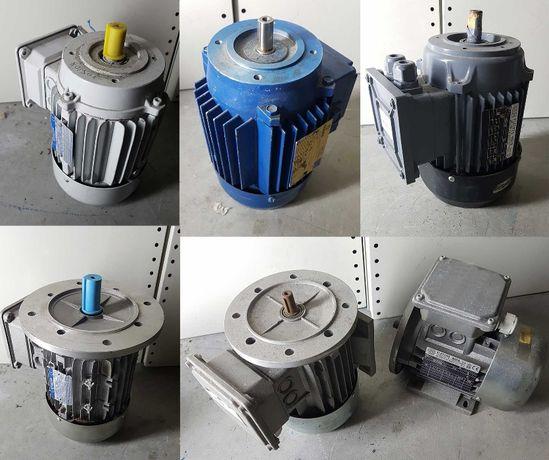 Motores Eléctricos Industriais - Monofásicos e Trifásicos
