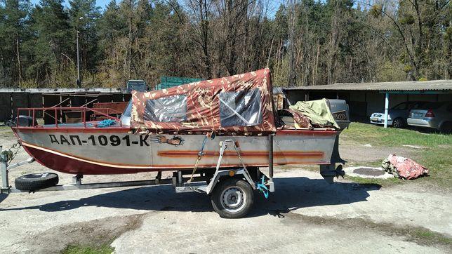Лодка Прогрес 4 М