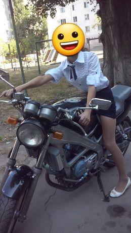 Мотоцикл Honda Spaba-250