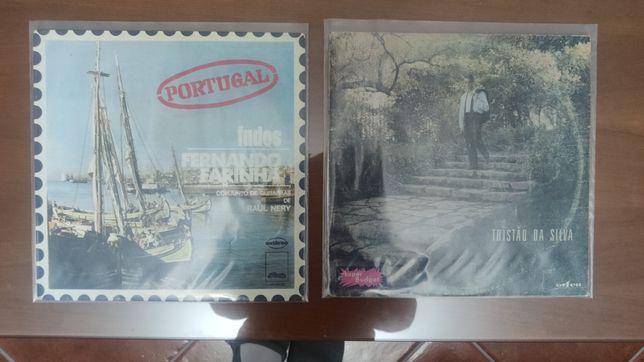 Portugueses LPs Usados
