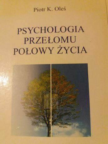 Oleś psychologia przełomu połowy życia
