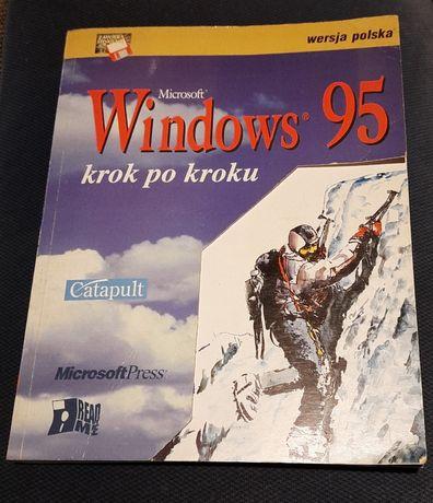 Książka Windows 95 krok po kroku