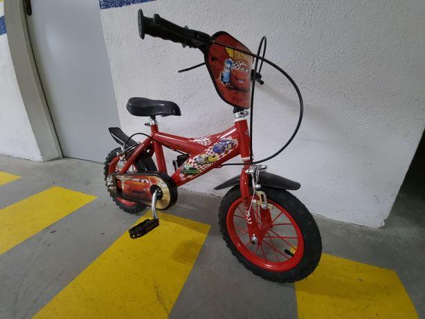 Bicicleta de criança roda 12' (3 aos 5 anos)