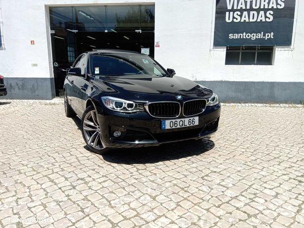 BMW 320 Gran Turismo (320 d GT Line Sport)