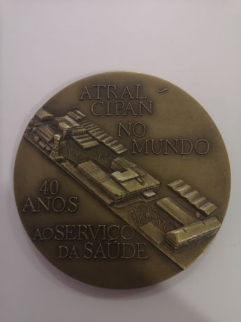 Medalha Comemorativa Atral cipan