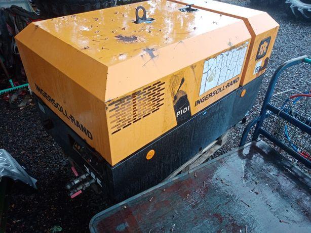 komresor wirnikowy diesel deutz ślimakowy ingersoll-rand
