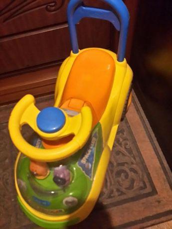 Велобег - детский