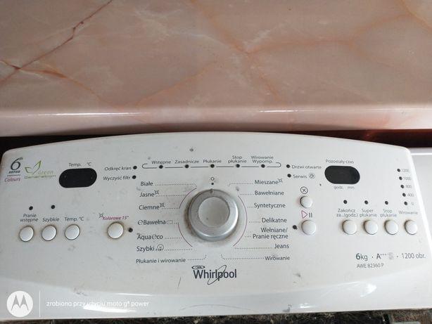 Moduł programator pralki Whirlpool AWE 82360 P