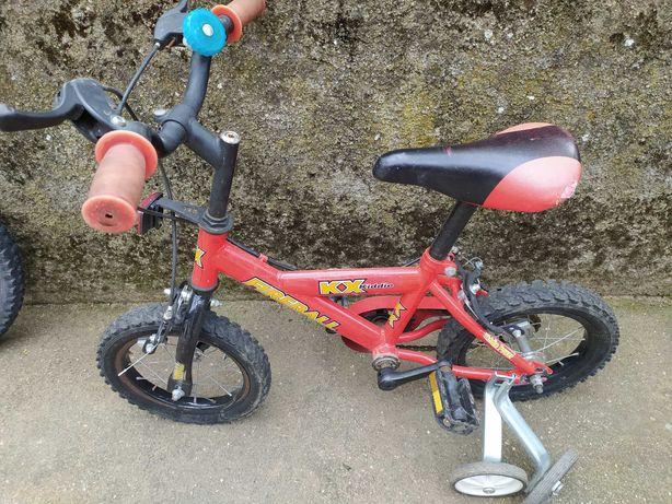 Bicicleta roda 14