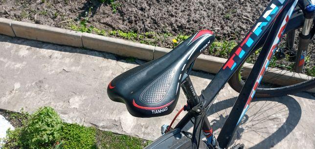 Хороший велосипед ,рама крепкая ,23 диаметр колеса.
