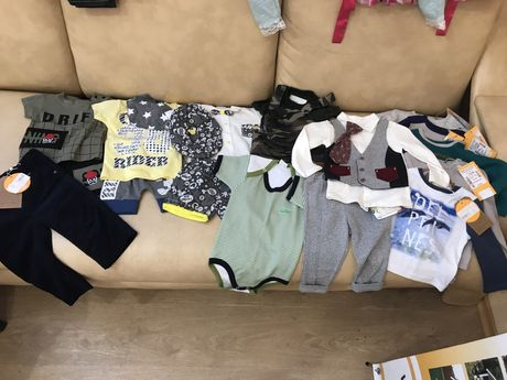 Одежда для мальчика 74р