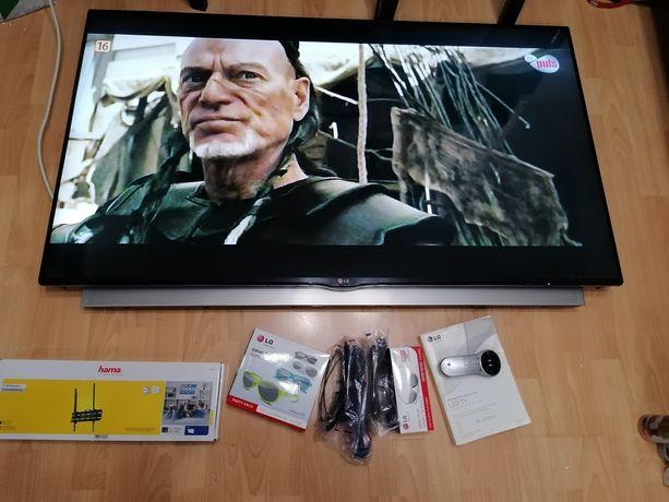 Sprawny Telewizor LG 55LA970V 55'', 4K ULTRA HD, SMART TV, CINEMA 3D,