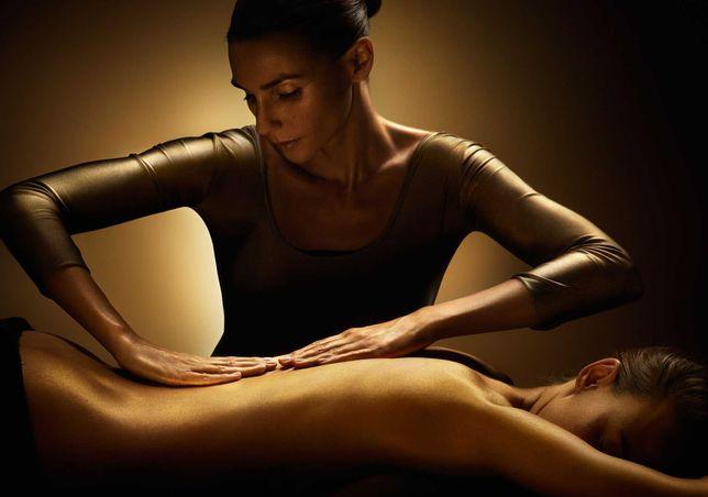 Расслабляющий антистрессовый массаж