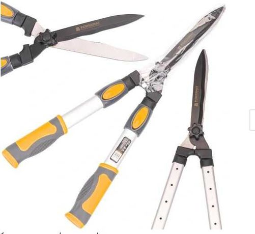 Ręczne Nożyce Ogrodowe Do ŻYWOPŁOTU Krzewów 800mm