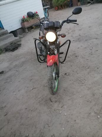 Продам мотоцикл скай мото 110 кубов