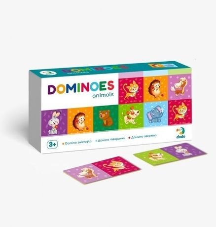 Детское домино DoDo 300248,домино додо 300248,доміно додо 300248