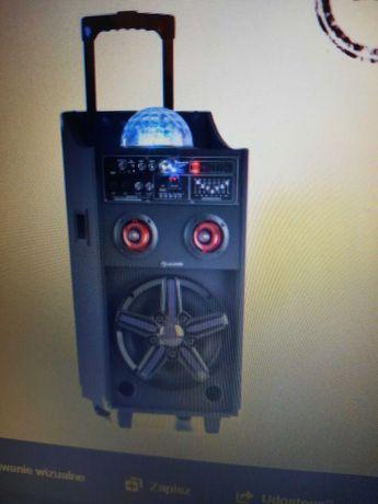 Przenosny system karaoke