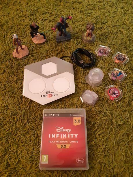 Disney Infinity 3.0 PL na PS3 zestaw!