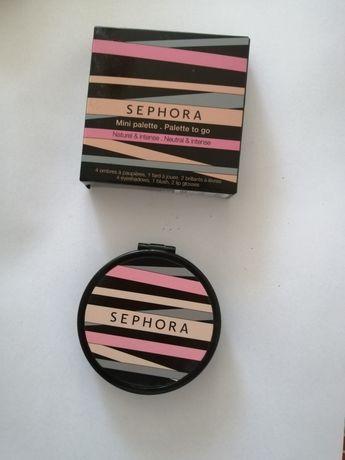 Paleta do makijażu marki Sephora