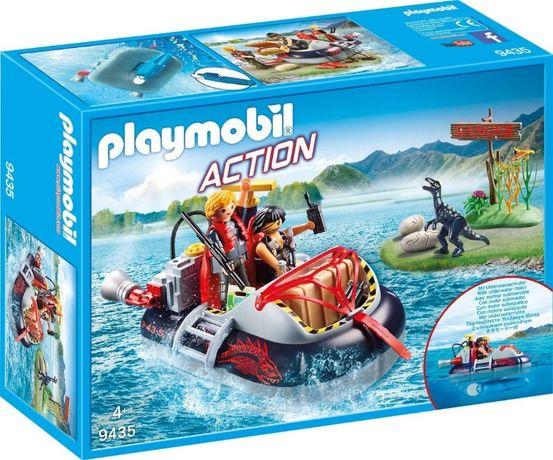 Playmobil 9435 Hovercraft - NOVO
