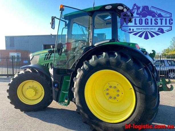 Трактор John Deere 6155R 2017 года
