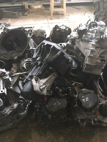 МКПП Renault Kangoo 1.5 dci 1997-2015
