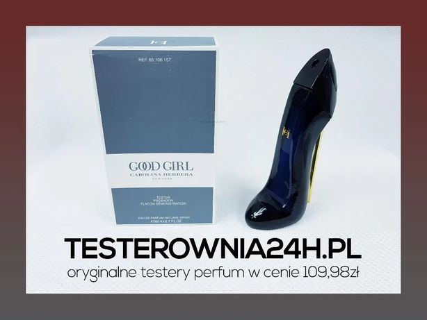 Carolina Herrera Good Girl 80ml EDP | NOWY TESTER