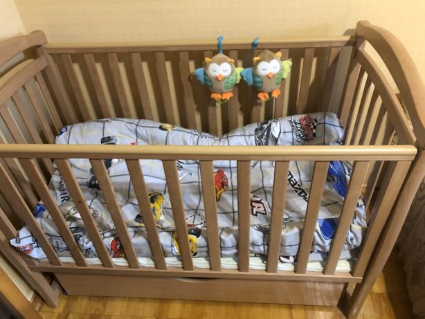 Кроватка детская Veres верес Соня ЛД 6