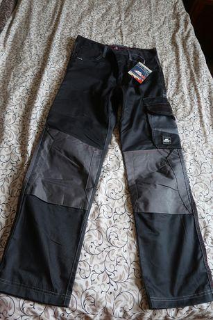 Nowe spodnie do pracy r S ochronne uran bear