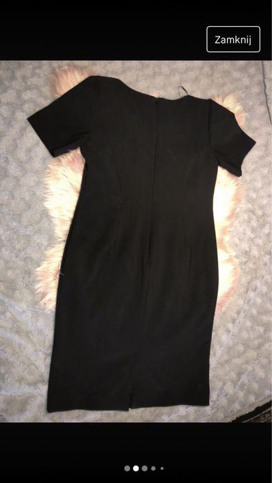 Sukienka elegancka czarna Szczecin - image 1